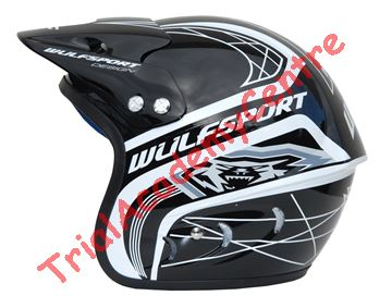 Immagine di Casco WulfSport  Action Black