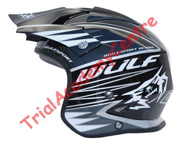 Immagine di Casco WulfSport Tri-Action Black