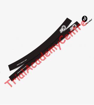 Immagine di Kit adesivi cerchi S3 black