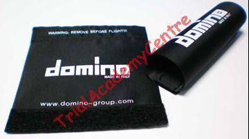 Immagine di Coppia copertine coprimanopole Domino