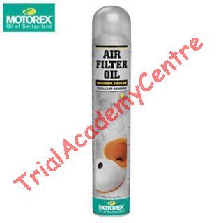 Immagine di Olio spray filtro aria Motorex