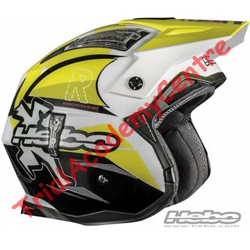 Immagine di Casco Hebo zone 4 linky Yellow