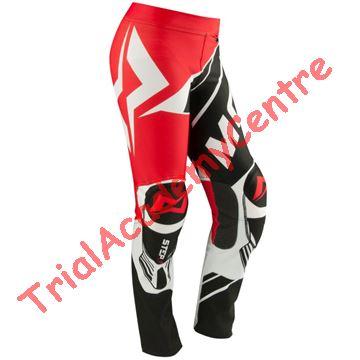 Immagine di Pantalone Step 3 Junior MOTS Red
