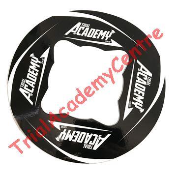 Immagine di Adesivo corona Trial Academy 41-46 Black