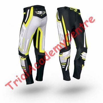 Immagine di Pantalone S3 Trial Racing pilot Yellow