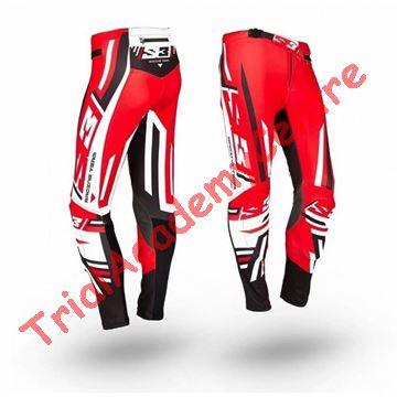 Immagine di Pantalone S3 Trial Racing pilot Red
