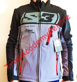 Immagine di Giacca S3 Soft Shell Protec Trial Academy Centre