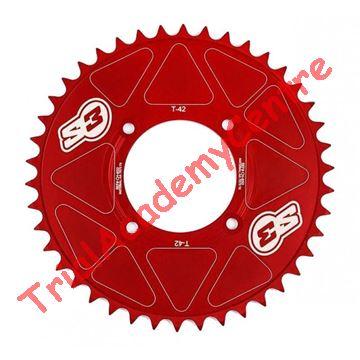 Immagine di Corona 41 Omologata FMI S3 Red