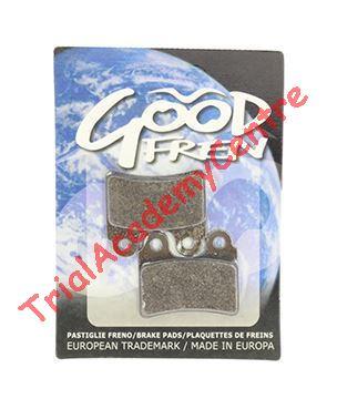 Immagine di Pastiglie freno posteriore Good Fren Disegno