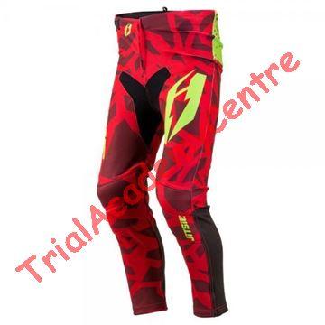 Immagine di Pantalone Jitsie T3 Kroko bambino red