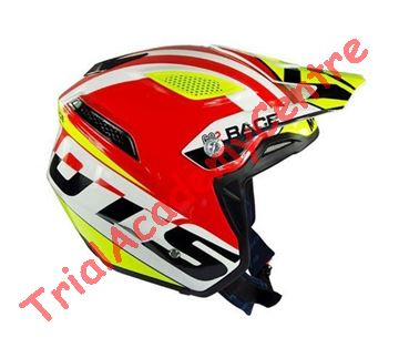 Immagine di Casco MOTS  Go2 Race Red 2019