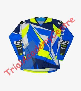 Immagine di Maglia Mots Rider3 Blu
