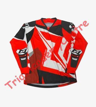 Immagine di Maglia Mots Rider3 Rosso