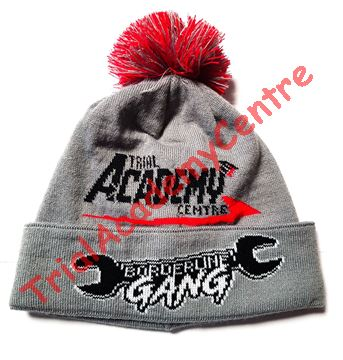 Immagine di Cappello di lana con pon pon Bordeline gang