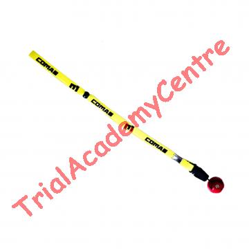 Immagine di Laccio arresto motore Comas Yellow fluo con magnete