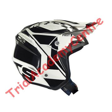 Immagine di Casco MOTS  Go2 Race Black/white 2019