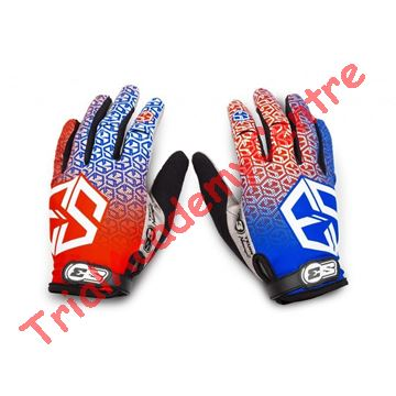 Immagine di Guanti S3 Spider Red-Blue