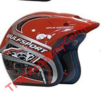 Immagine di Casco WulfSport  Action Red