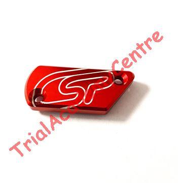 Immagine di Coperchio pompa frizione Grimeca Costa special parts red