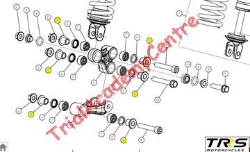 Immagine di Boccole leveraggio TRS