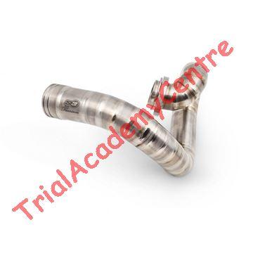 Immagine di Collettore scarico in titanio Montesa 315 S3