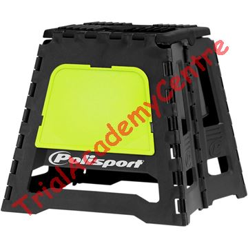 Immagine di Cavalletto Polisport Bike Stand Yellow fluo
