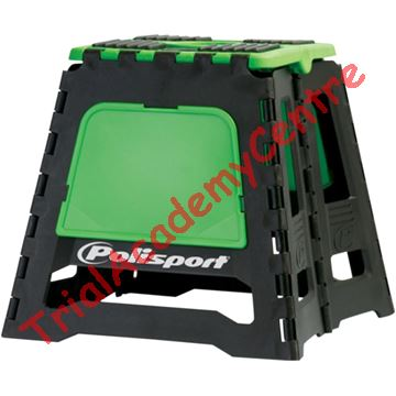 Immagine di Cavalletto Polisport Bike Stand Green