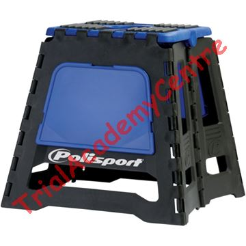 Immagine di Cavalletto Polisport Bike Stand Blue