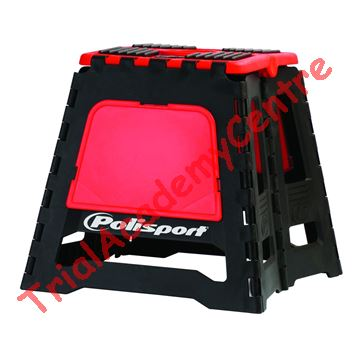 Immagine di Cavalletto Polisport Bike Stand Red