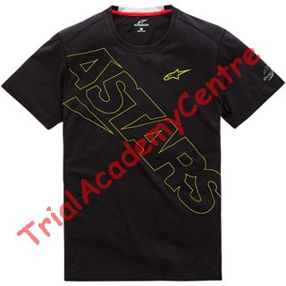 Immagine di T-Shirt Alpinestar Pampalona ride Dry tee