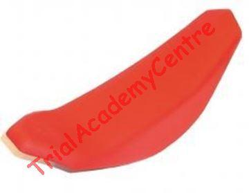 Immagine di Sella con velcro rossa
