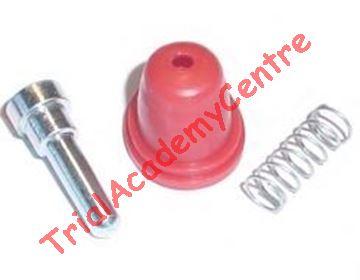 Immagine di Parapolvere pompa AJP/GRIMECA rosso