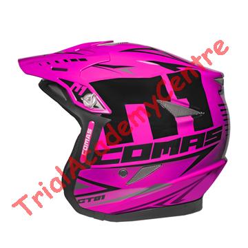 Immagine di Casco Comas CT01 Race Pink