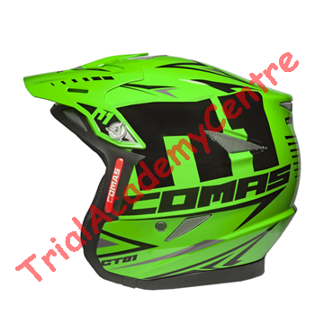 Immagine di Casco Comas CT01 Race Green