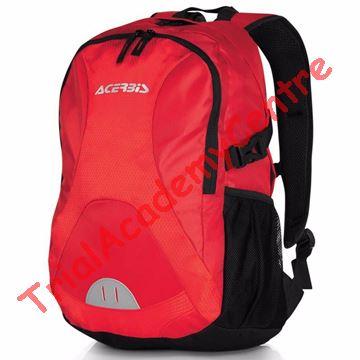 Immagine di Zaino Acerbis Profile backpack - RED
