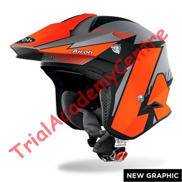 Immagine di Casco Airoh TRR S Pure Orange matt