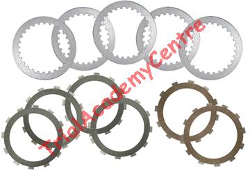 Immagine di Dischi completi frizione Montesa 4RT dal 2005 al 2016 newfren