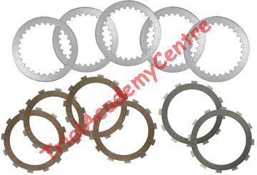 Immagine di Dischi completi frizione Montesa 300RR 4RT newfren