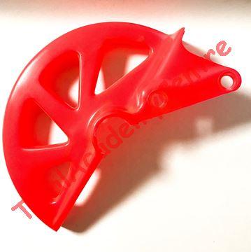 Immagine di Protezione disco Anteriore Beta Alp/Trial 50 rosso