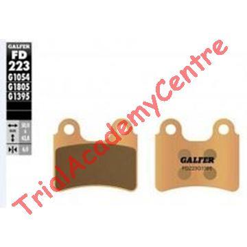 Immagine di Pastiglie freno anteriore Galfer (Sinterizzata) FD223