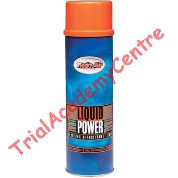 Immagine di Olio spray filtro aria Twin Air liquid power