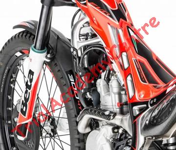 Immagine di Adesivo Cilindrata Beta Evo parafango anteriore 2019