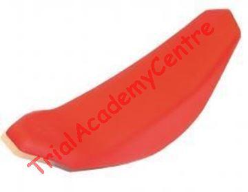 Immagine di Sella con velcro rossa  TAC