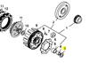 Immagine di Rondella boccola frizione Beta Rev-Evo 20x35x1