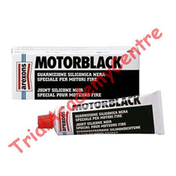 Immagine di Pasta nera per guarnizioni (MOTORBLACK)